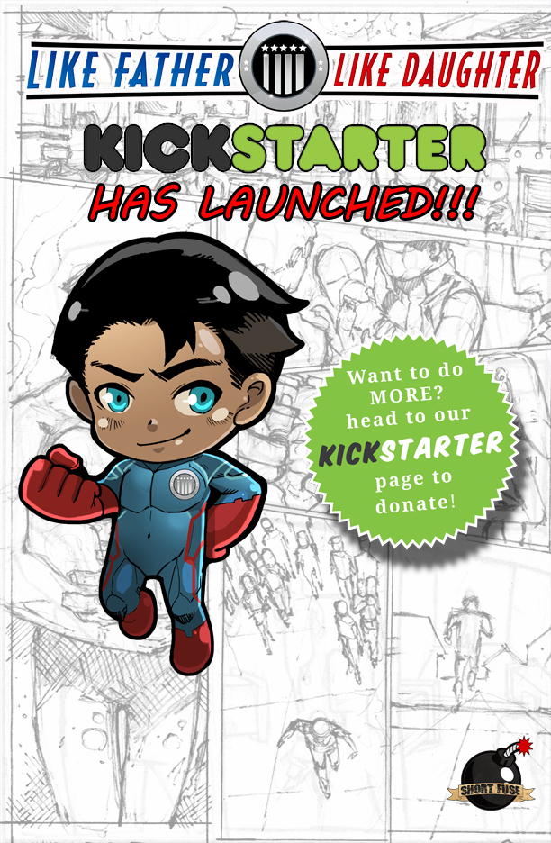 Invulnerable Kickstarter Promo