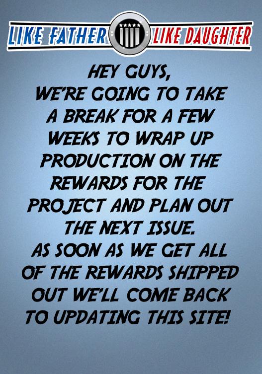 Hiatus Promo